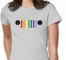 LGBT Grill Womens Fitted T-Shirt