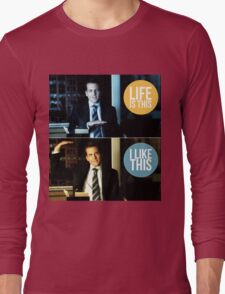 Life is this, I like this Long Sleeve T-Shirt