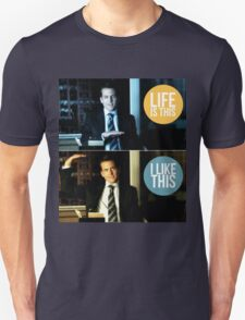 Life is this, I like this Unisex T-Shirt