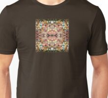 Photo Series: Image Number 125H Wild Horses Pastel Fields (12 images in this edition) Unisex T-Shirt