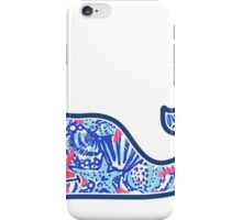 Whale Shells and Starfish iPhone Case/Skin