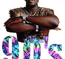 Kazaam (Shaquille O'Neil) by VannDesigns
