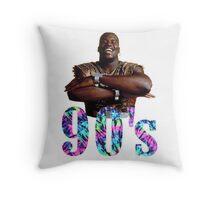 Kazaam (Shaquille O'Neil) Throw Pillow
