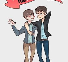 Youtube Bros by Didyoujustboop