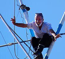 World's Oldest Acrobat by KZBlog