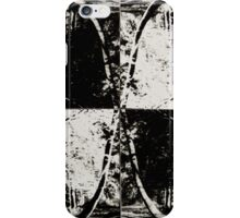 Abstract Mirror Reflection iPhone Case/Skin