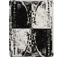 Abstract Mirror Reflection iPad Case/Skin