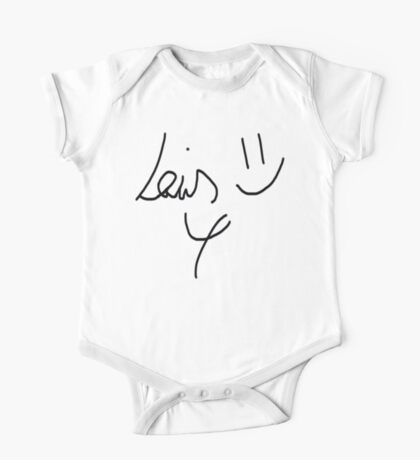 Louis Tomlinson Signature One Piece - Short Sleeve