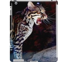Scream or Yawn iPad Case/Skin