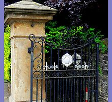 The Gate by ©The Creative  Minds