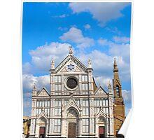 Santa Croce - the Italian Glories II Poster