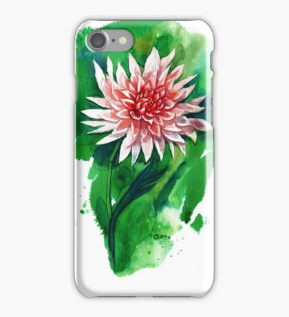 Gorgeous Dahlia iPhone Case/Skin