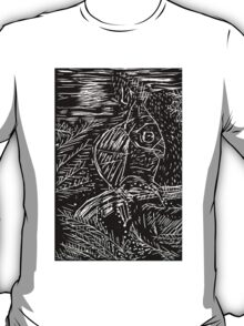 Owl within Tiger T-Shirt