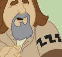 the Dude Sticker