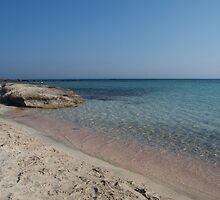 Elafonisi, Crete by Basiliss