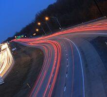 Night Trails by Shelley Neff