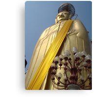 Buddha Statue, Bangkok - Thailand Canvas Print