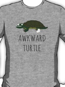 Awkward Turtle T-Shirt