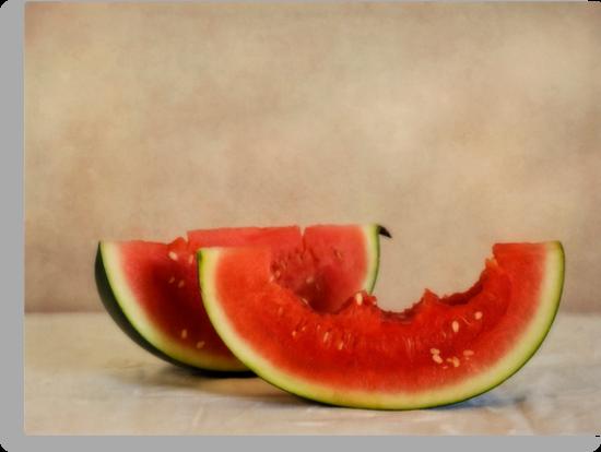 Three bites of summer by Priska Wettstein