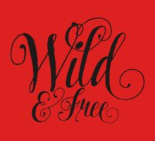 Wild & Free Kids Clothes
