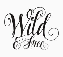 Wild & Free One Piece - Long Sleeve