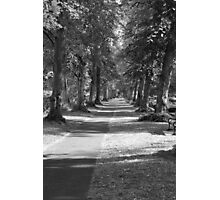 The Long Long Walk Photographic Print