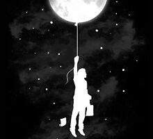 Midnight traveler by Budi Kwan