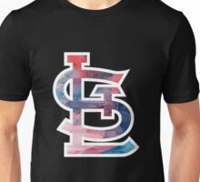 STL Watercolor Unisex T-Shirt