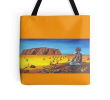 Uluru - N.T. Tote Bag