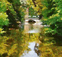 Lier - The Nethe - Belgium by Gilberte