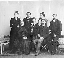 My Ancesters in Berlin by Heidi Mooney-Hill