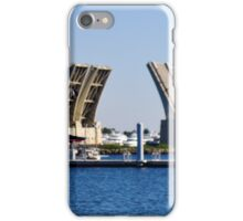 BOAT TRAFFIC TODAY iPhone Case/Skin