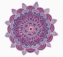 Mandala: Lavender/Pink  Kids Clothes