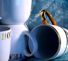 Coffee Break Up Close by Jane Eastwood