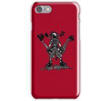 Kingdom Hearts Doodle iPhone Case/Skin