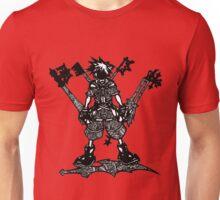 Kingdom Hearts Doodle Unisex T-Shirt