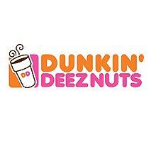 Dunkin Deeznuts Photographic Print