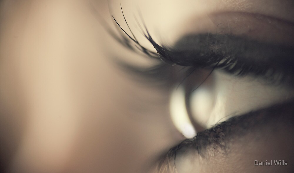Lashes by Daniel Wills