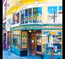 Vesuvio Bar - San Francisco by Tim Topping