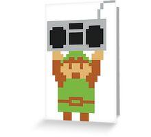Say Anything, Zelda Greeting Card
