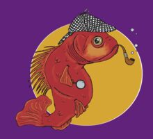 sherlock Fish 2 by Beub