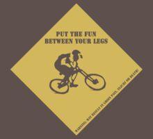Mountain Bike by affington