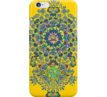 Yellow Porcelain iPhone Case/Skin