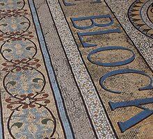 Block Mosaic by Ell-on-Wheels