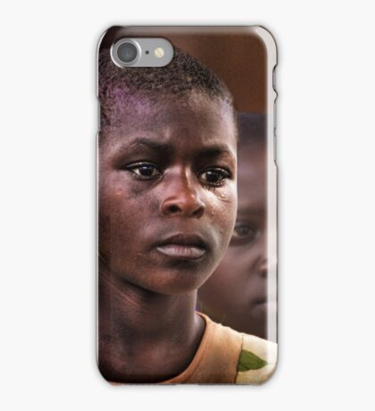 3 Farmers' Daughters iPhone Case/Skin
