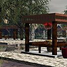 Chinese Tea Houses by vivien styles