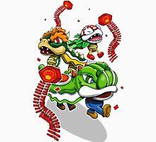 Mushroom Kingdom New Years Lion Dance Unisex T-Shirt
