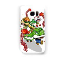 Mushroom Kingdom New Years Lion Dance Samsung Galaxy Case/Skin
