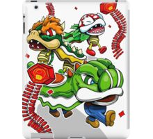 Mushroom Kingdom New Years Lion Dance iPad Case/Skin