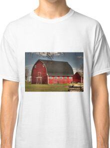 Old Red on the Prairies Classic T-Shirt